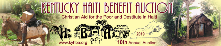 Kentucky Haiti Benefit Auction
